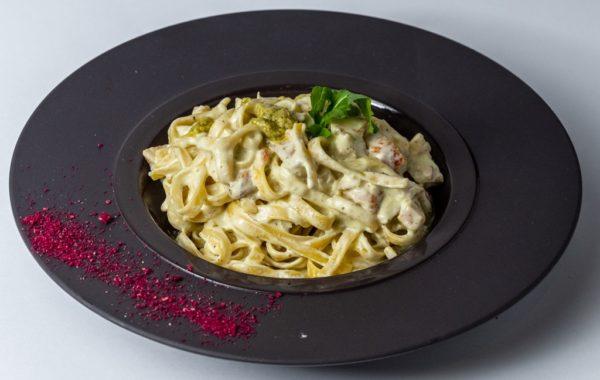 Pesto Pasta sa piletinom