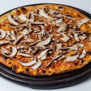 Pizza Fungi Pelat, mozzarela, šampinjoni