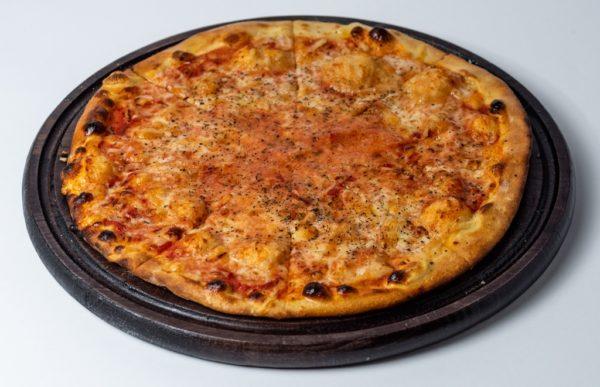 Pizza Margerita Pelat, mozzarella