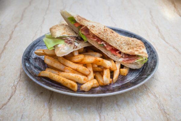 Njegos sendvic