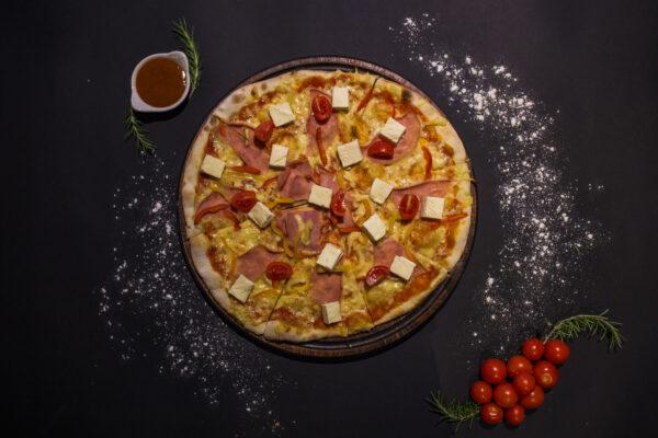 Pizza Mediteran