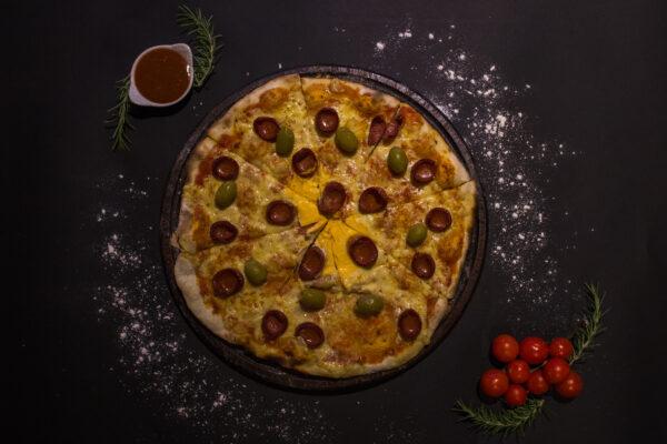 Pizza Salsicita