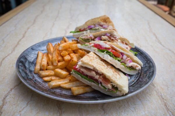 Royal sendvic