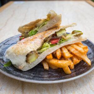 Veganski sendvic