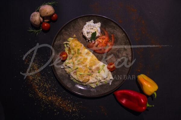 hrskavi omlet