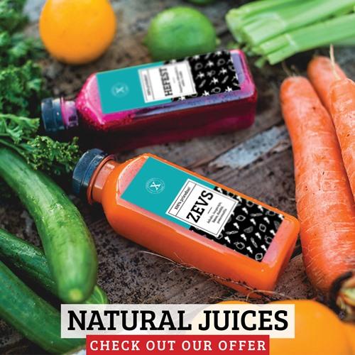 Natural juices Desetka