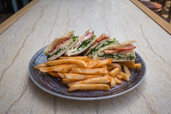 Popaj sendvic